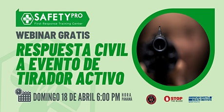 Respuesta Civil a Evento de Tirador Activo biglietti