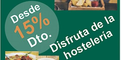 Campaña Gastronómica Alicante 2021 entradas