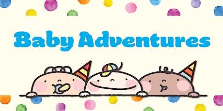 Baby Adventures tickets
