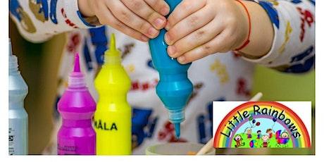Little Rainbows 0-5's Group tickets