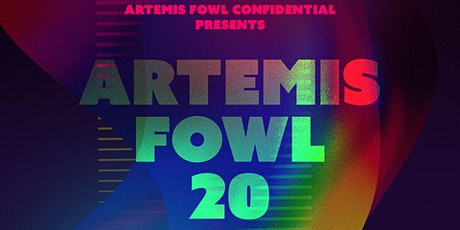 Artemis Fowl 20th Anniversary Live Stream tickets