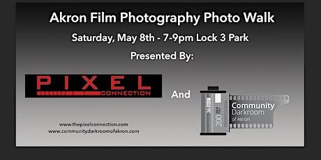 Akron Film Photography Photo Walk tickets