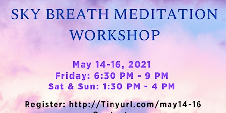SKY Breathe Meditation Workshop tickets
