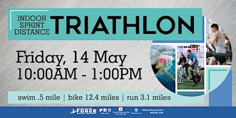 EAFB - Indoor Sprint Distance Triathlon tickets