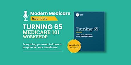 Turning 65: Medicare 101 for California (FREE Webinar) tickets