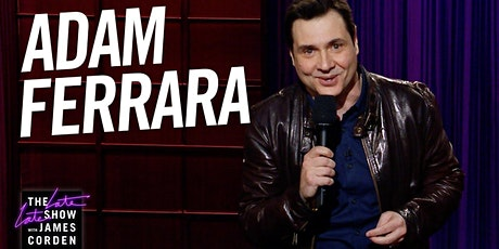 """Adam Ferrara LIVE from FX's """"Rescue Me"""", Comedy Central and Showtime tickets"""