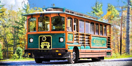 Fall Color Tours on the Ridgeline Trolley tickets