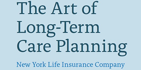 Long Term Care Insurance Sales Presentation- Schouweiler - CST tickets