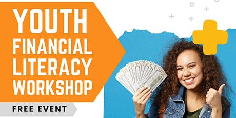 Free Virtual Youth Financial Literacy Workshop tickets