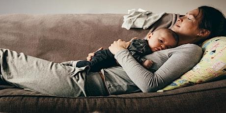 Motherhood and Mental Health - A Look at Postpartum Depression (Webinar) biglietti
