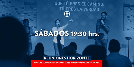 Reunión Horizonte - Sábado 19:30 entradas