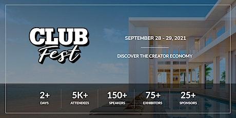 Club Fest tickets