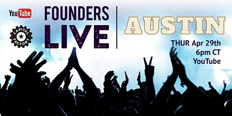 Founders Live Austin tickets