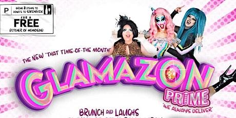 Glamazon Prime PRIDE Drag Brunch tickets