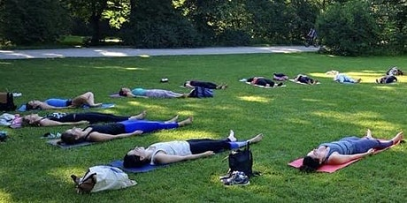 Outdoor Yoga at Panhandle Park tickets