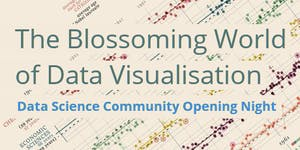 The Blossoming World of Data Visualisation