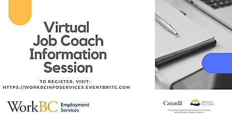 WorkBC Services Information Session tickets