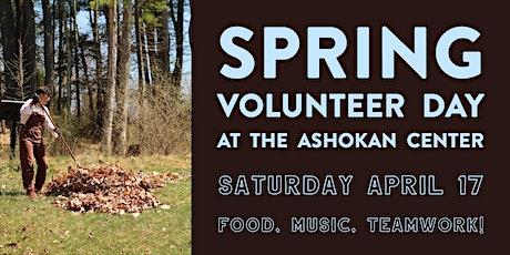 Spring Volunteer Day 2021 tickets