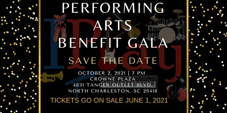 PERFORMING ARTS BENEFIT GALA tickets