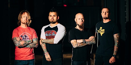 Drowning Pool at The Rail Club Live tickets