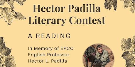 Hector Padilla Literary Contest Reading tickets