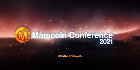 Marscoin Conference 2021 tickets