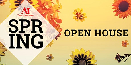 The Art Institute of Houston - CAMPUS OPEN HOUSE tickets