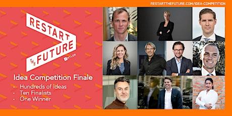 Restart the Future: Idea Competition Finale tickets