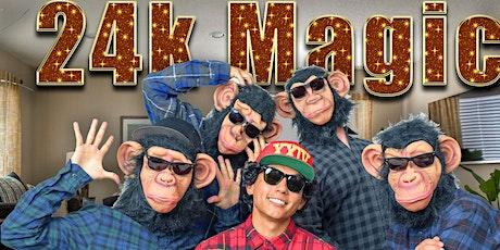 24K Magic (Bruno Mars Tribute) tickets