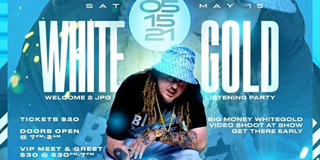 White Gold Listening Party tickets