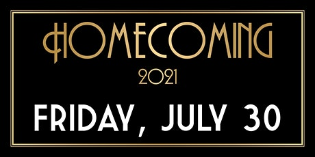 Homecoming 2021 - Dinner Celebration tickets