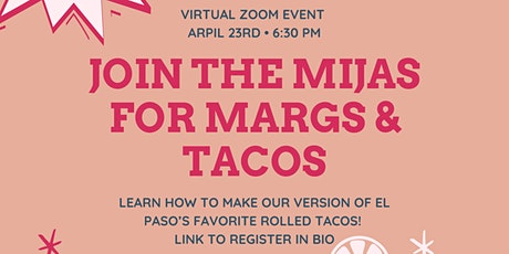 MARGS & TACOS WITH THE MIJAS tickets