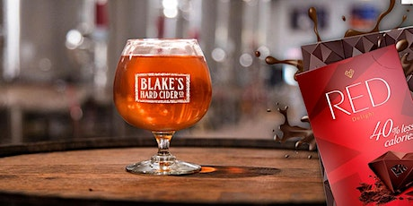 Blake's Hard Cider & RED Chocolates:  A Virtual Tasting Special Event tickets