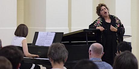 Art Song Recital: Belonging tickets