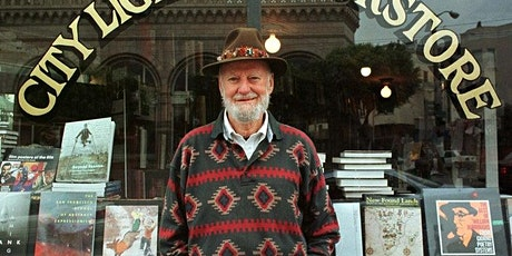 A virtual celebration of the life and work of Lawrence Ferlinghetti tickets
