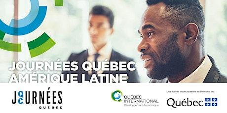 Journées Québec Amérique latine billets