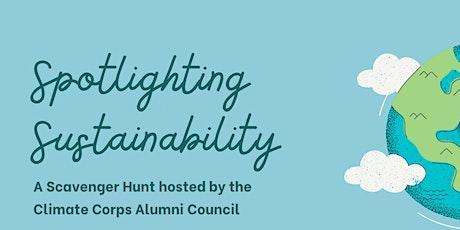 Spotlighting Sustainability Happy Hour and Awards Ceremony tickets