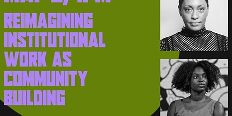 Reimagining Institutional Work as Community Building with The Black School tickets