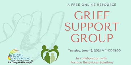 Online Grief Support Group tickets