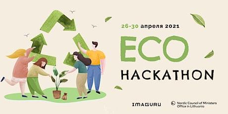 ECO-HACKATHON tickets