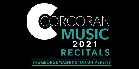2021 Music Recital- Nick Jin, Cello and Nadia Linton, Violin tickets