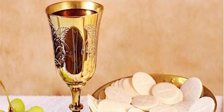 Wednesday Morning Communion at St John's - 23rd June tickets