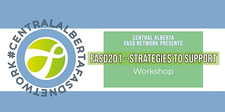 FASD 201: Strategies to Support tickets