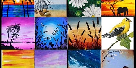 Paint Night - Tiny Tuesday tickets