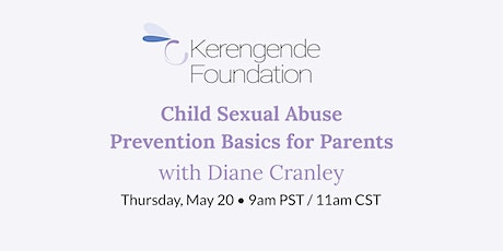 Child Sexual Abuse Prevention Basics for Parents tickets