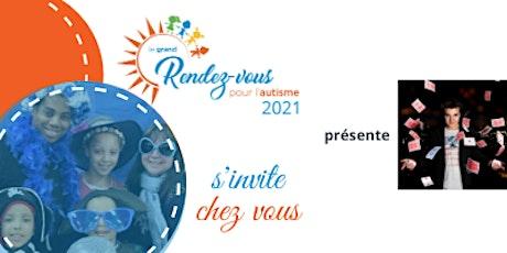 Grand Rendez-vous 2021 | Spectacle de magie, Gabriel Le Marquand Perreault tickets
