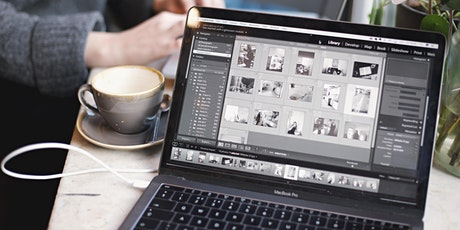Advanced Photo Editing with Adobe Lightroom Classic tickets