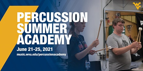 WVU Summer Percussion Academy tickets