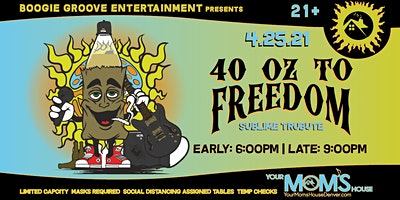 40oz to Freedom: Sublime Tribute (Early Show)