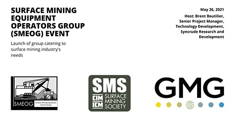 Surface Mining Equipment Owners Group Event tickets